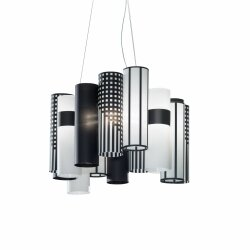 Pendelleuchte La Lollo M von Slamp Mackintosh