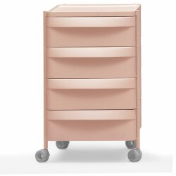 Rollcontainer Boxie BXH-4C von Pedrali Rose