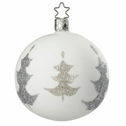 Christbaumkugel Christmas Tree 8cm von INGE-GLAS®