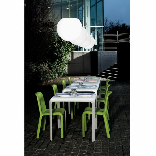 Outdoorleuchte Happy Apple 332E/D120cm von Pedrali